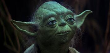 Bild zu:  Yoda in Das Imperium schlägt zurück