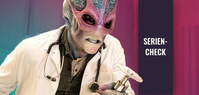 Resident alien sky serie sci fi