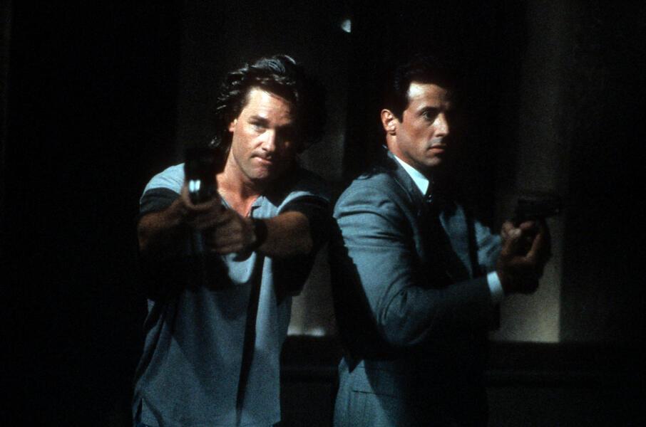 Tango & Cash mit Sylvester Stallone und Kurt Russell