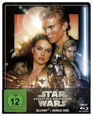 Star Wars 2: Angriff der Klonkrieger als Steelbook