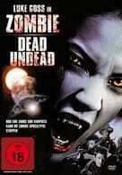 Zombie - Dead/Undead