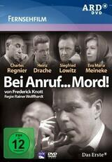 Bei Anruf - Mord - Poster