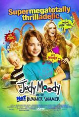Judy Moody und der voll coole Sommer - Poster