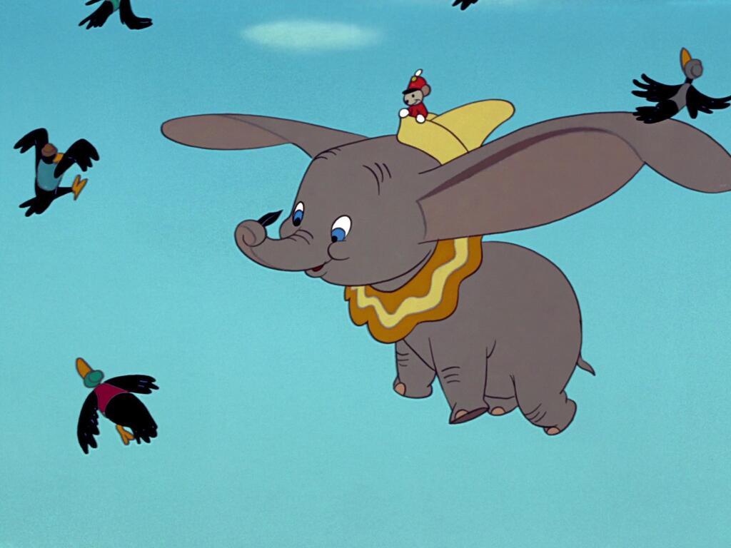 Dumbo, der fliegende Elefant