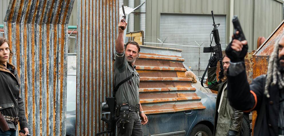 8. Staffel The Walking Dead