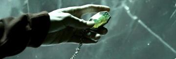 Harry Potter: Salazar Slytherins Medaillon