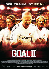 Goal II - Der Traum ist real! - Poster