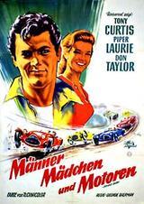 Männer, Mädchen und Motoren - Poster