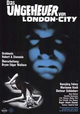 Das Ungeheuer von London-City - Poster