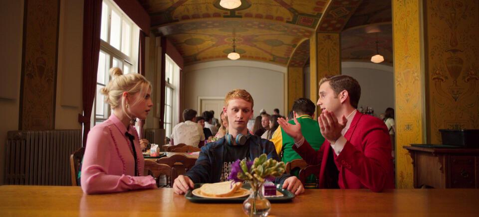 The Politician, The Politician - Staffel 1 mit Lucy Boynton und Russell Posner