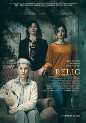 Relic - Dunkles Vermächtnis Poster