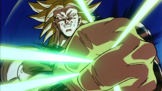 Broly, der Legendäre Super-Saiyajin