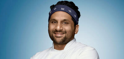 Ravi Patel in Grandfathered