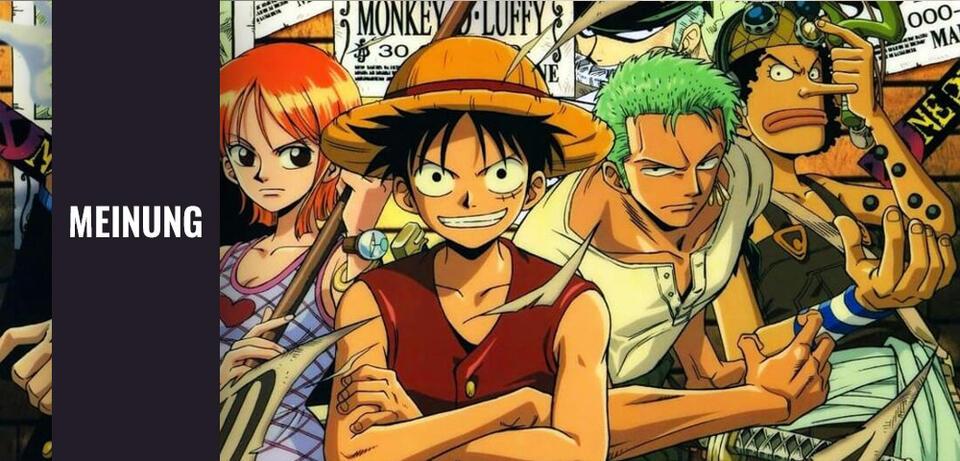 One Piece: Ruffy und seine Freunde