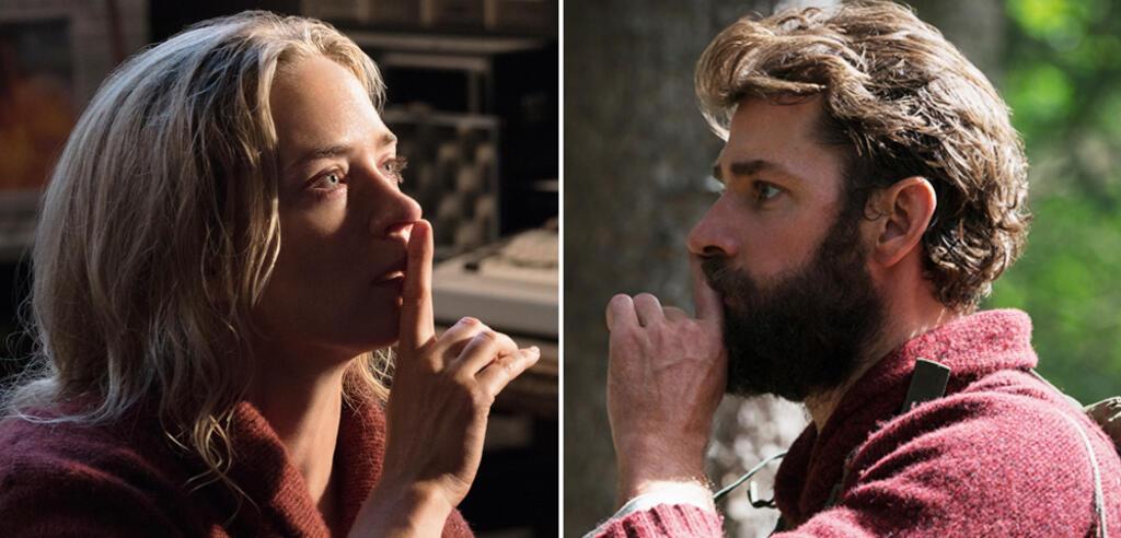 A Quiet Place:Emily Blunt und John Krasinski sind auch im realen Leben ein Paar
