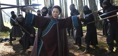 Crouching Tiger, Hidden Dragon 2: Sword of Destiny