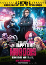 The Happytime Murders - Poster