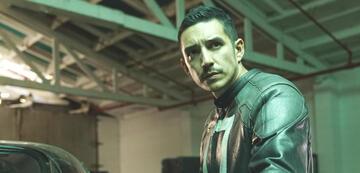 Gabriel Luna als Ghost Rider aka Robbie Reyes in Agents of S.H.I.E.L.D.