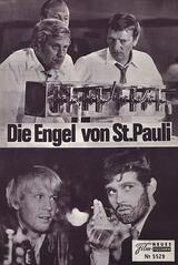 Die Engel von St. Pauli - Poster