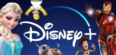 Disney+ mit em MCU, Star Wars, Pixar viel mehr