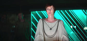 Star Wars: Rogue One: Mon Mothma im ersten Trailer
