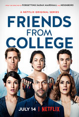 Friends From College - Poster