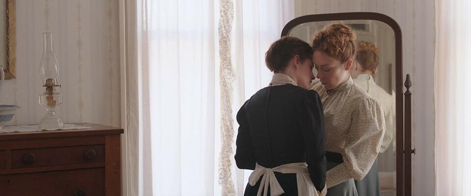 Lizzie mit Kristen Stewart und Chloë Sevigny