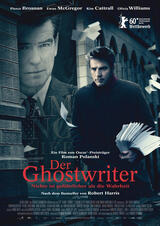 Der Ghostwriter - Poster