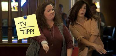 Melissa McCarthy & Sandra Bullock als Taffe Mädels