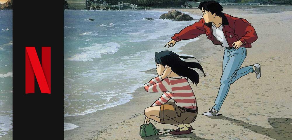 Ghibli-Marathon bei Netflix: Dem Meer beim Flüstern zusehen