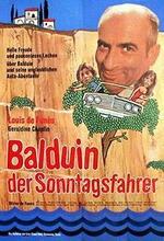 Balduin, der Sonntagsfahrer Poster