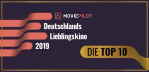 Das ist die Top 10 der Lieblingskinos Deutschlands 2019