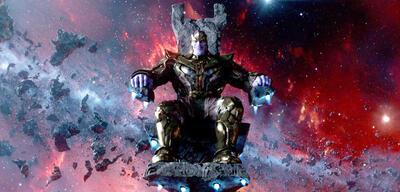 Thanos schmiedet Pläne