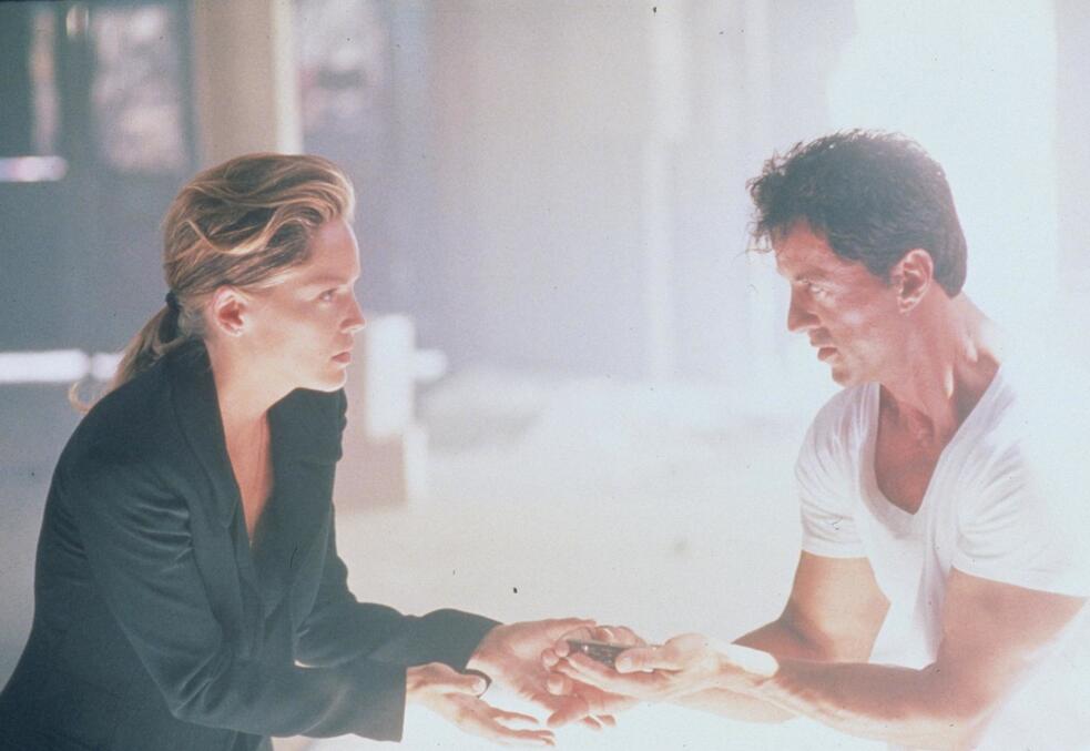 The Specialist mit Sylvester Stallone und Sharon Stone