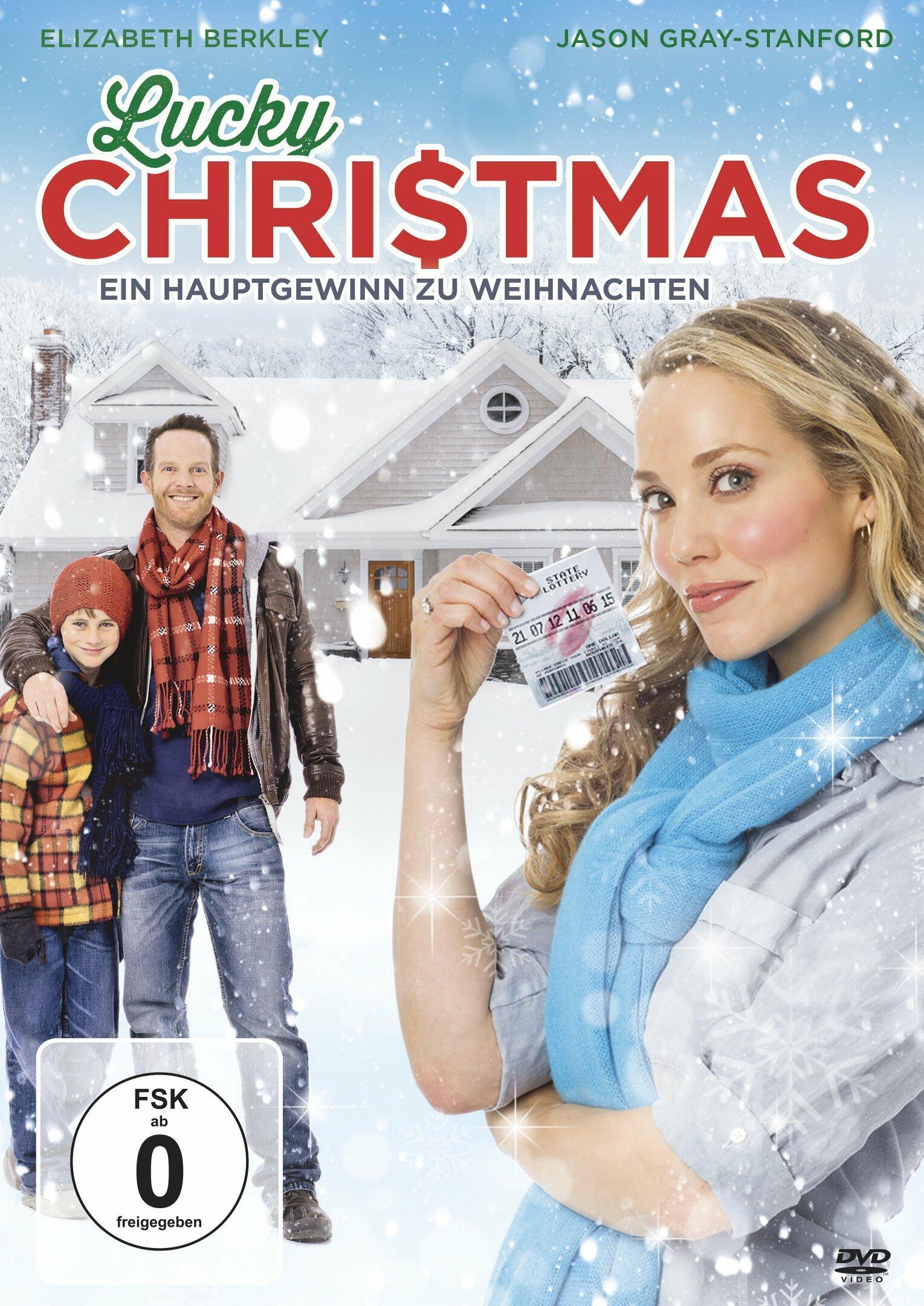 Lucky Christmas - Ein Hauptgewinn zu Weihnachten | Film 2011 ...