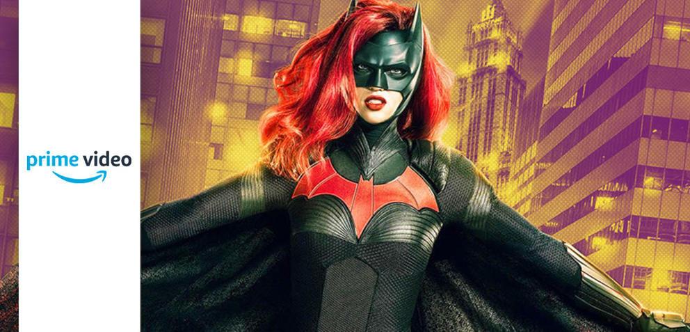 Batwoman ist jetzt komplett bei Amazon Prime verfügbar