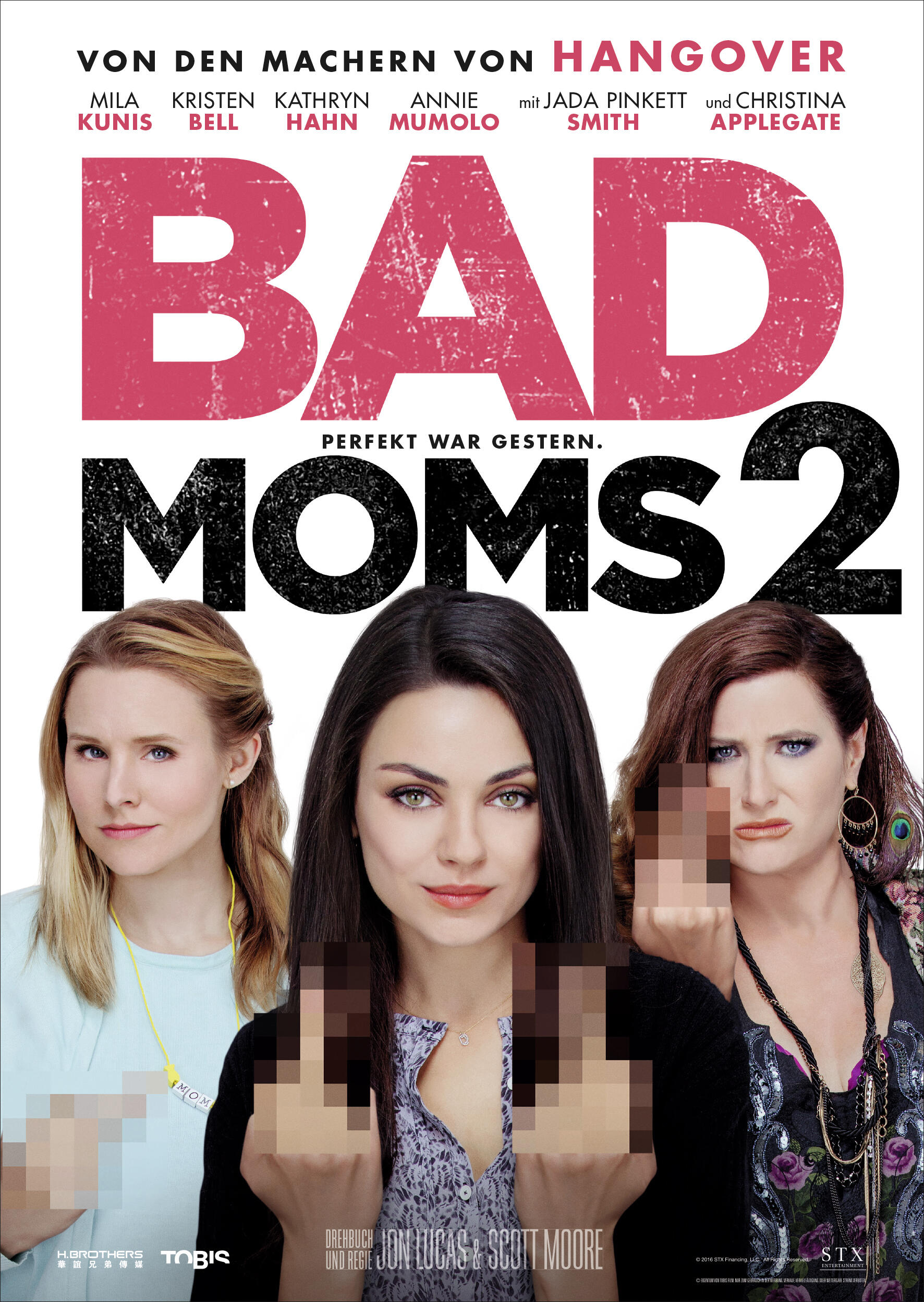 Bad Moms Besetzung