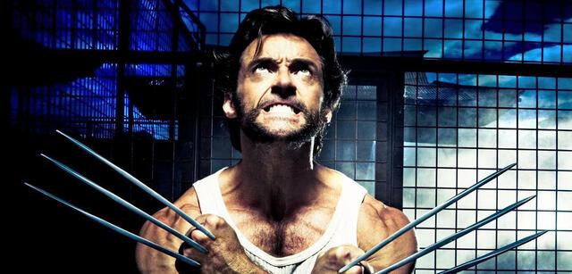 Hugh Jackman als Wolverine