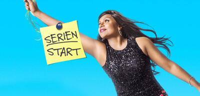 Mindy Kaling hebt in der 5. Staffel von The Mindy Project ab