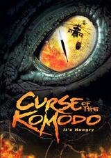 The Curse of the Komodo - Poster