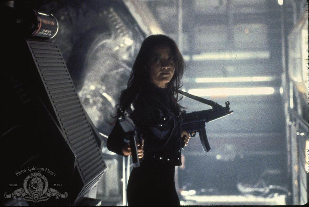 James Bond 007 - Der Morgen stirbt nie mit Michelle Yeoh