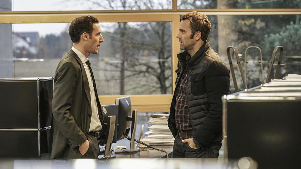 Die Chefin: Paarungszeit mit Stefan Rudolf