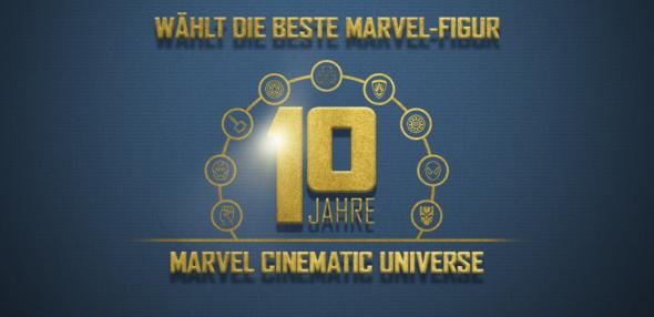 Wählt die Beste Figur des Marvel Cinematic Universe