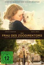 Die Frau des Zoodirektors Poster