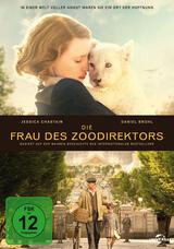 Die Frau des Zoodirektors - Poster