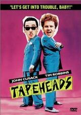 Tapeheads - Verrückt auf Video - Poster