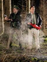 Hubert und Staller - Die ins Gras beißen - Poster