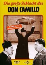 Die große Schlacht des Don Camillo - Poster