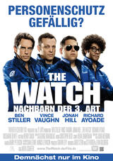 The Watch - Nachbarn der 3. Art - Poster