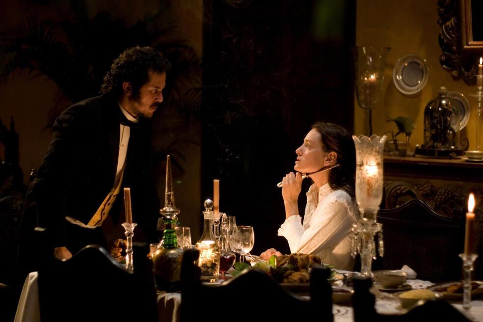 Die Liebe in den Zeiten der Cholera mit Giovanna Mezzogiorno